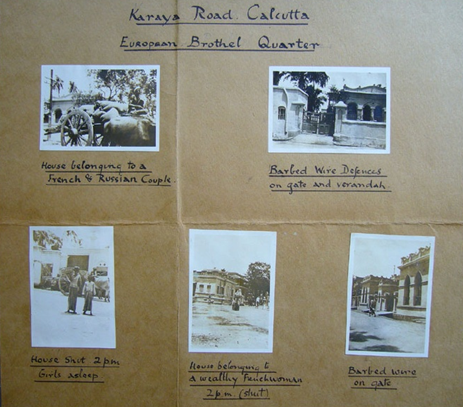Kareya Road in the early 20th century